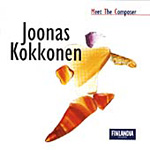 Meet the Composer: Kokkonen (CD)