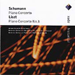 Liszt/Schumann: Concertos for Piano and Orchestra (CD)