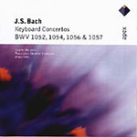 Bach: Keyboard Concertos Nos 1, 3, 5 and 6 (CD)