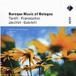 Baroque music of Bologna (CD)