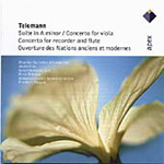 Produktbilde for Telemann: Orchestral Works (CD)