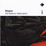 Wagner: Die Walküre (Excerpts) (CD)