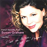 Susan Graham - French Operetta Arias (CD)
