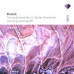 Dvorák: String Quartet, 'American' and Quintet (CD)
