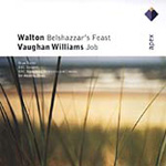 Walton: Belshazzar's Feast; Vaughan Williams: Job (CD)