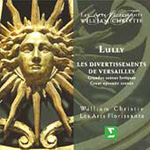 Lully: Les Divertissements de Versailles (CD)