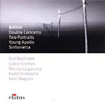 Britten: Young Apollo; Double Concerto in B minor; Sinfonietta Op 1 (CD)
