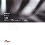 Albeniz: Iberia; Falla: Nights in the Gardens of Spain (CD)