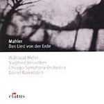 Mahler: Song of the Earth (CD)