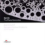Bartók: 3 Piano Concertos (CD)