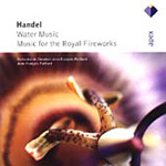 Handel: Royal Fireworks; Water Music (CD)