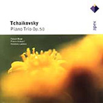 Tchaikovsky: Piano Trio Op 50 (CD)