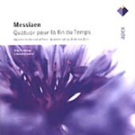 Messiaen: Quartet for the End of Time (CD)