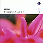 Mehul: Symphonies Nos 1 and 2 (CD)