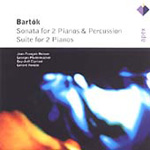 Bartók: Works for Two Pianos (CD)