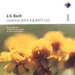 Bach: Cantatas Nos 4 and 131 (CD)