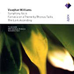 Vaughan Williams: Orchestral Works; Symphony No 6 (CD)