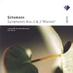 Schumann: Symphonies Nos 2 and 3 (CD)