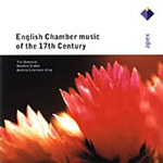 English Chamber Music of the 17th Century (CD)