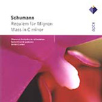 Schumann: Requiem for Mignon; Mass in C minor (CD)