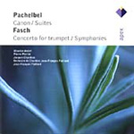 Fasch; Pachelbel: Orchestral Works (CD)