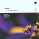 Produktbilde for Vivaldi: 7 Violin Concertos (CD)