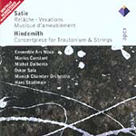 Satie: Musiques repetitives; Hindemith: Trautonium concerto (CD)