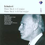 Schubert: Masses Nos 4 and 5 (CD)