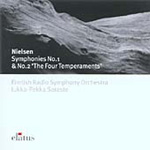 Nielsen: Symphonies Nos 1 and 2 (CD)