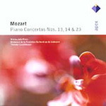 Mozart: Piano Concertos 13, 14, & 23 (CD)