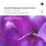 Eastern European Piano Music (CD)