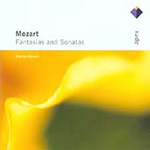 Mozart: Fantasias and Sonatas (CD)