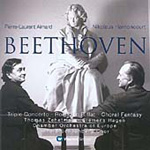 Beethoven: Choral Fantasy; Triple Concerto (CD)