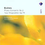 Brahms: Piano Concerto No 2; Two Rhapsodies Op 79 (CD)