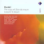 Handel: The Ways of Zion do Mourn (CD)