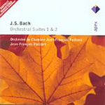 Bach: Orchestral Suites Nos 1 & 2 (CD)