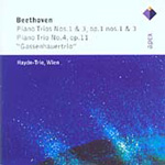 Beethoven: Piano Trios 3 & 4 (CD)