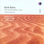 Saint-Saëns: String Quartets (2CD)