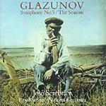 Glazunov: Symphony No 5; The Seasons (CD)