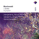 Monteverdi: L'Orfeo - Excerpts (CD)