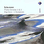 Schumann: Piano Sonatas Nos 1and 2; Papillions (CD)