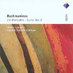 Rachmaninov: Preludes; Suite No 2 for 2 Pianos (2CD)