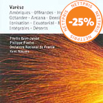 Produktbilde for Varèse: Orchestral Works (2CD)