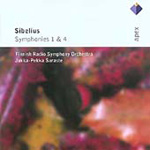 Produktbilde for Sibelius: Symphonies Nos 1 and 4 (CD)