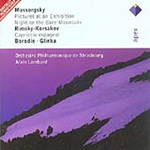 Mussorgsky: Pictures at an Exhibition; Night on the Bare Mountain (CD)