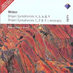 Widor: Organ Symphonies Nos 4, 5, 6 & 9 (2CD)