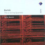 Bartók: String Quartets Nos 1 - 6 (2CD)