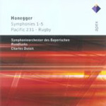 Produktbilde for Honegger: Symphonies Nos 1 - 5 (2CD)