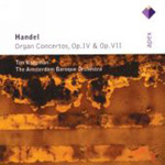 Produktbilde for Handel: Organ Concertos (2CD)