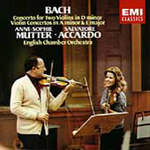 Bach: Violin Concertos (CD)